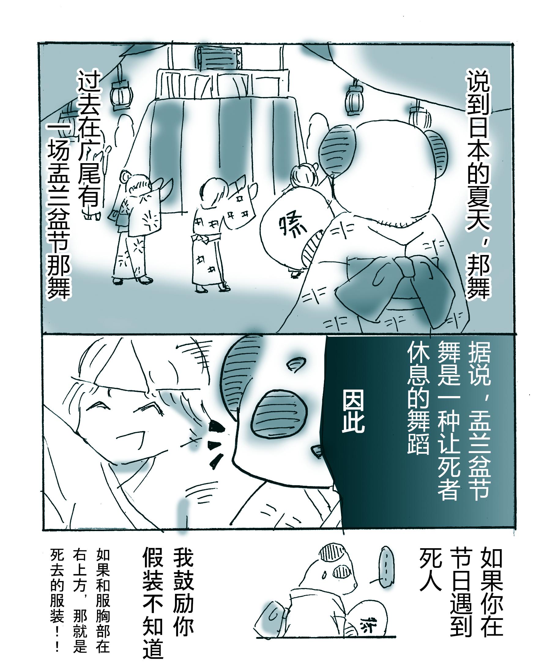日本邦舞,盆踊